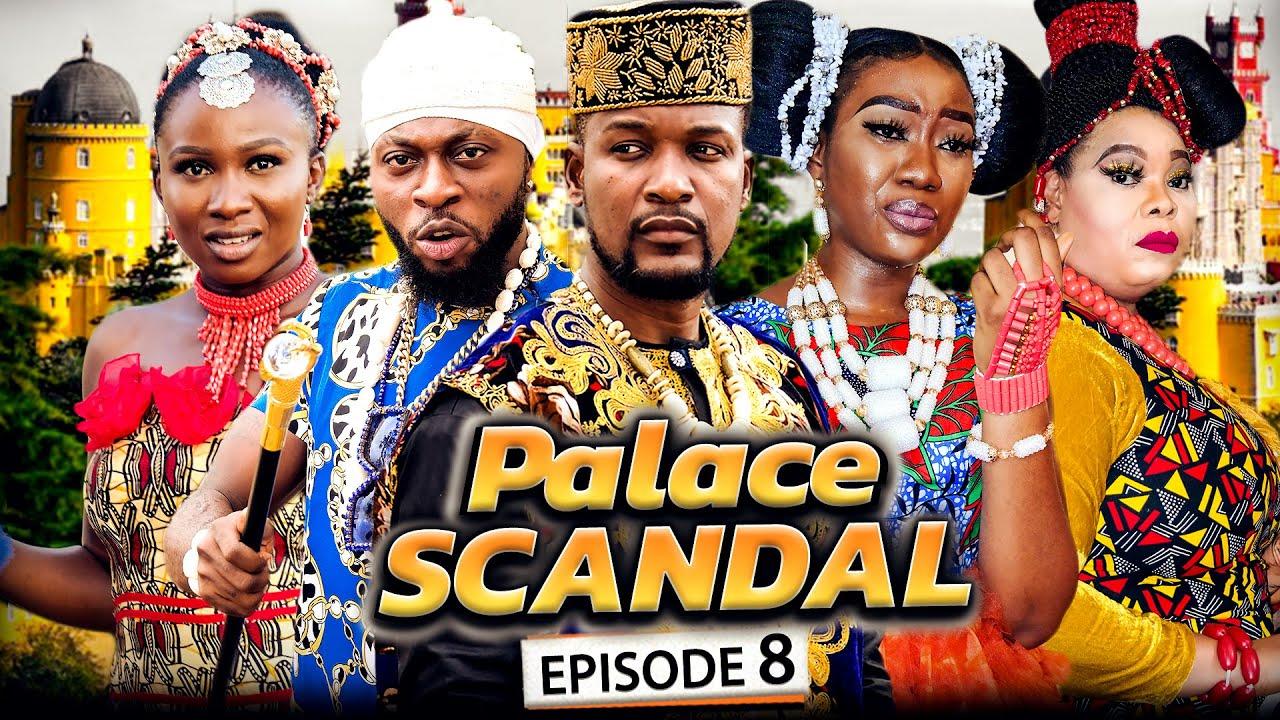Download PALACE SCANDAL EPISODE 8 (Final) Wole Ojo/Chinenye/Sonia 2021 Latest Nigerian Nollywood Movie
