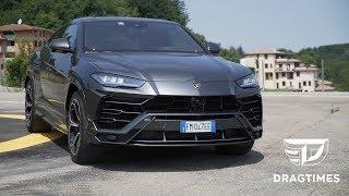 Dt_pov. Lamborghini Urus. Подножия Северных Апеннин.