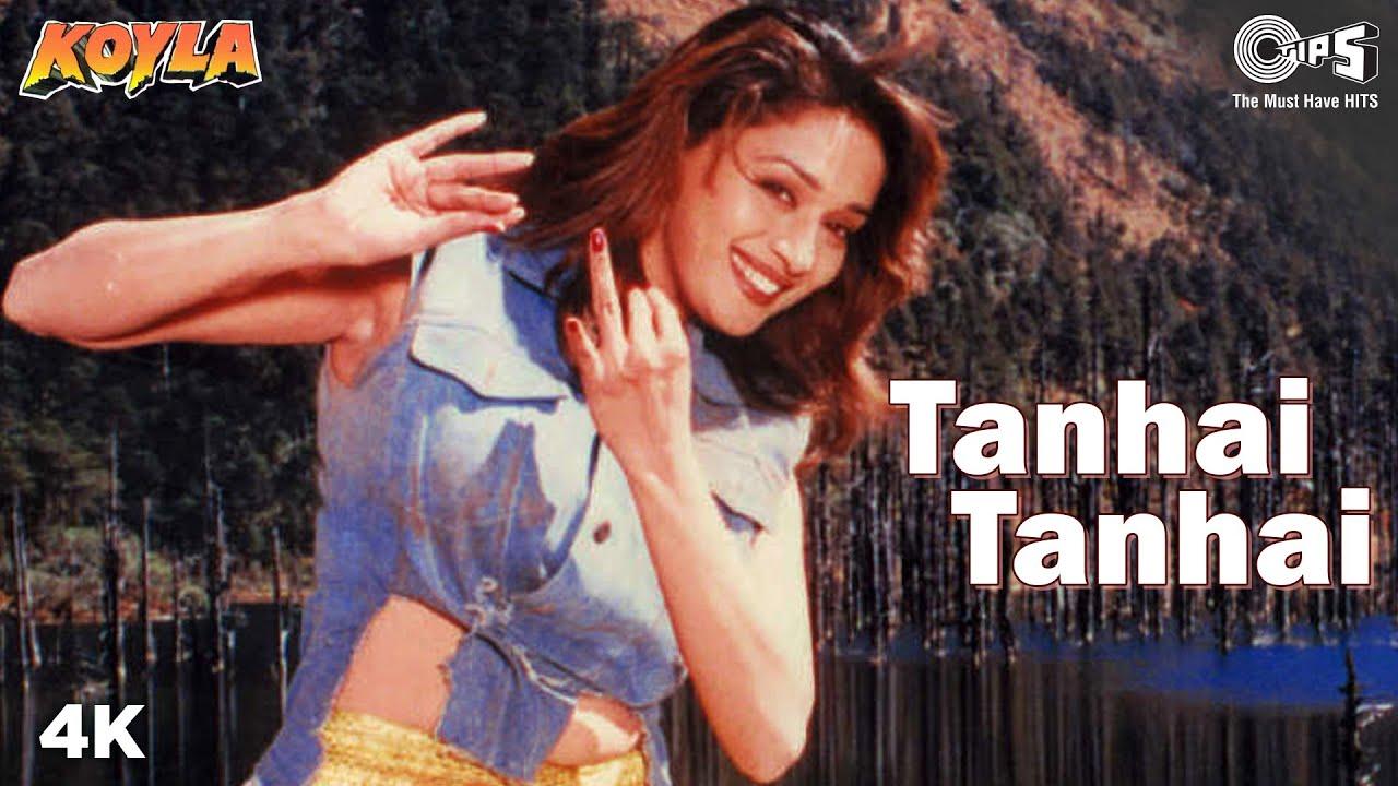 Download Tanhai Tanhai | Madhuri Dixit | Shahrukh Khan | Udit Narayan | Alka Yagnik | Koyla | 90's song