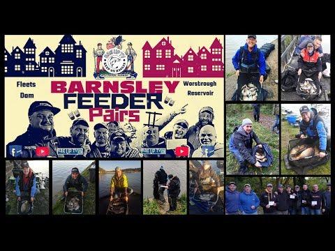 Barnsley Feeder Pairs 2 Final 2019 | Worsbrough Reservoir | BagUpTV | Match Fishing Event