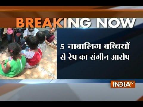 'Serial Rapist' Held for Rape of 5 Minor Girls in Delhi