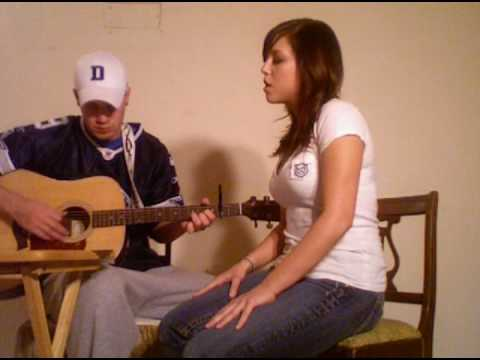 Sugarland - Stay (cover)
