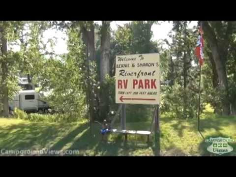 full service hookup campgrounds near me