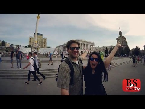 Ep. 66: We don't have ANY money. Kiev, Ukraine Travel Guide