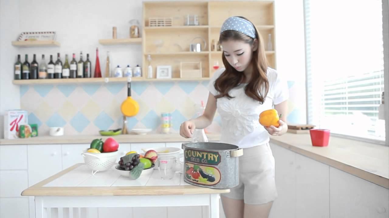 Cherry KOKO - cooking - YouTube