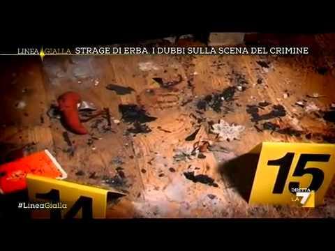 Erba La Scena Del Crimine E Le Sue Incongruenze 17122013 Youtube