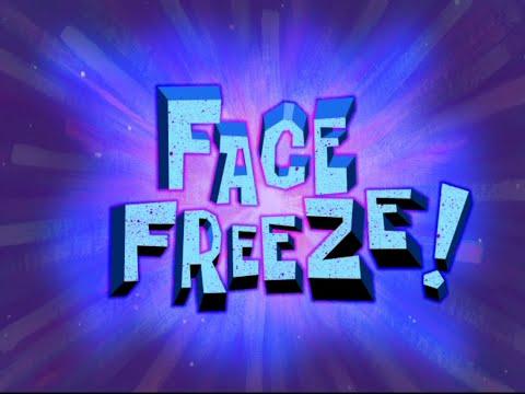 SpongeBob Review ~ Face Freeze