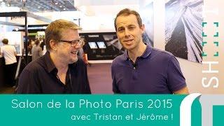 Salon de la photo Paris 2015 | SHOOT | nowtech tv(Le Salon de la Photo Paris 2015 s'est tenu à la porte de Versailles de 05 au 09 novembre 2015. Tristan Paviot et Jérôme Keinborg partagent avec vous leurs ..., 2015-11-12T16:25:22.000Z)