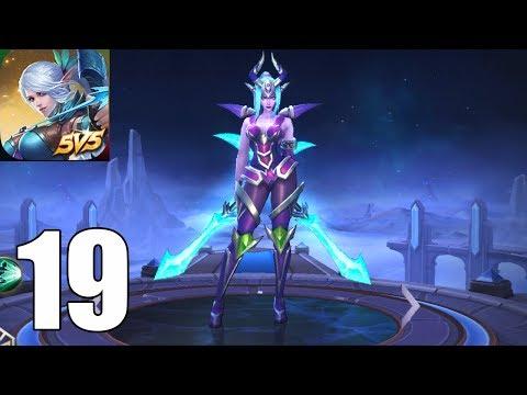 Mobile Legends : Bang Bang ( IOS / Androi ) Gameplay #19 - Karina