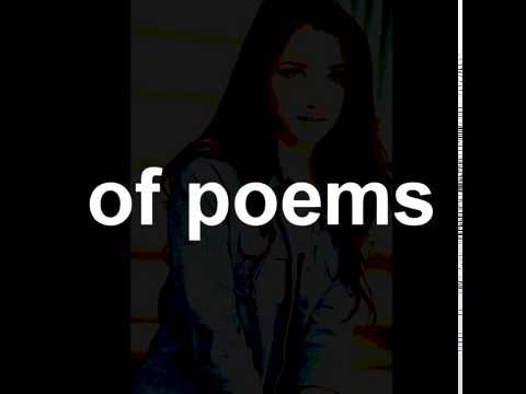 Best Poems For Funerals. So many to choose from.
