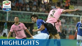 Palermo - Juventus 0-1 - Highlights - Giornata 6 - Serie A TIM 2016/17