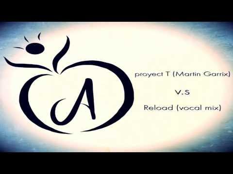 Reload (Original Vocal Mix) /  Project T (Martin Garrix Remix) - ALEX (mashup)