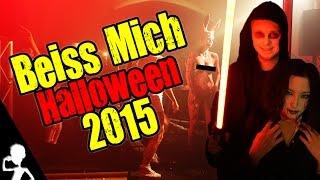 Halloween Party In Hamburg | Bite Me / Beiss Mich 2015 | Get Germanized