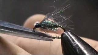 Fly Tying a GSS Emerger with Jim MIsiura