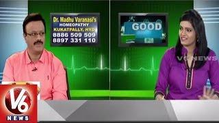 HIV Treatment  l Madhu Varanasi's Homeopathy | Good Health - V6 News