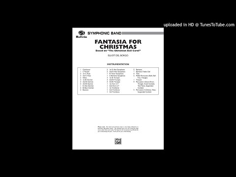 Fantasia for Christmas - Elliot Del Borgo