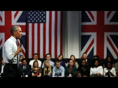 Obama stands by 'back of queue' warning on post-Brexit UK trade deal