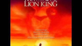 Circle Of Life- Lion King w/Lyrics
