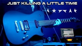 ★ Killing a Little Time David Bowie (Guitar cover)