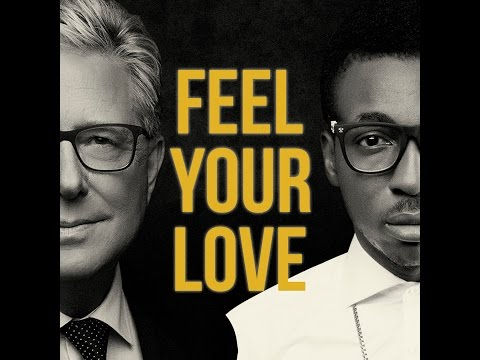 Feel Your Love Official Lyric Video - Don Moen and Frank Edwards