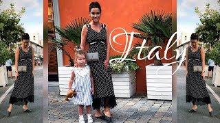 Красивая Бородина наслаждается в Италии с детьми и любимым мужем