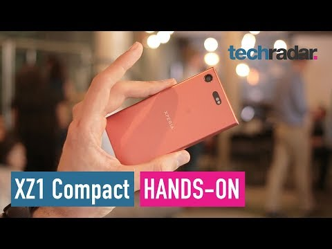 Download Youtube: Sony Xperia XZ1 Compact hands-on review