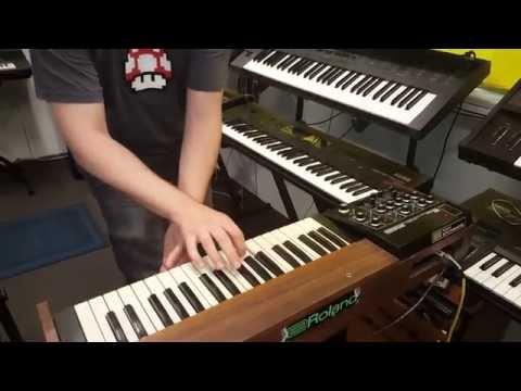 Trans-X - Living On Video (Live-Improvisation)