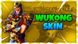 WUKONG SKIN IS BACK! FORTNITE DAILY SHOP UPDATE! PLAYGROUND LTM COMING SOON! FORTNITE BATTLE ROYALE