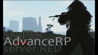 "Трейлер фильма ""Снайпер"" [AdvanceRP | RED ]: Скоро на все экранах GTA"