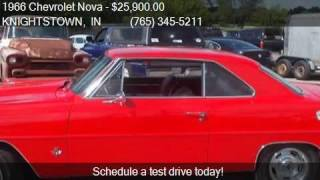 1966 Chevrolet Nova SS for sale in KNIGHTSTOWN, IN 46148 at
