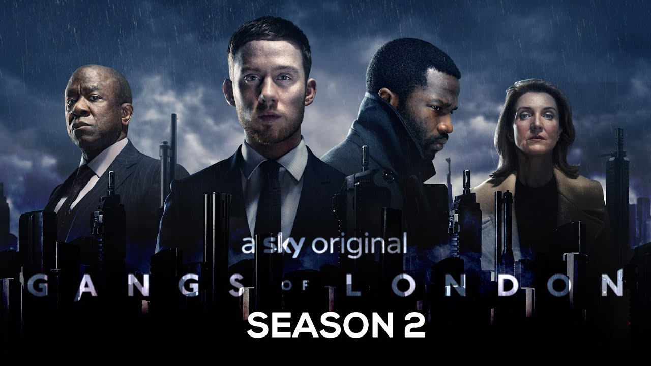 Gangs Of London Season 2 Expected Release Date Cast Plot Trailer Other Details Movie Zuna Youtube