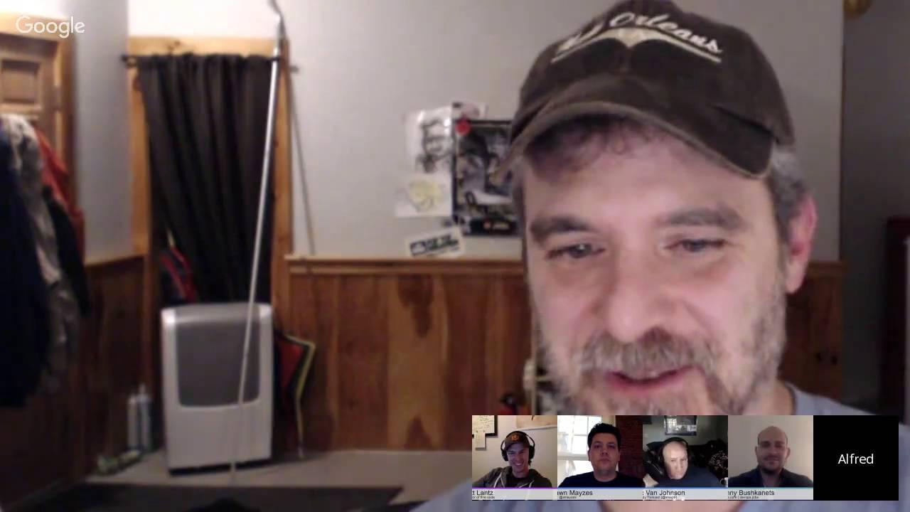 LaraChat Live - Episode 16 - Hiring Heroes / Not Zeros