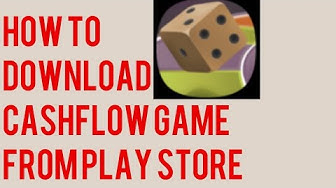 |How to download cashflow Game from play store|