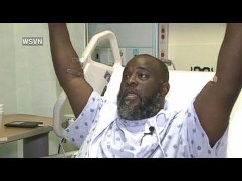 Unarmed Black Man Shot in Miami | Protesters Storm Police Department