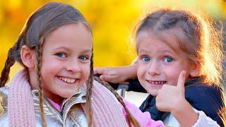 Майя и Маша учат вежливым словам - Песня для детей | Детские песни от Майи и Маши