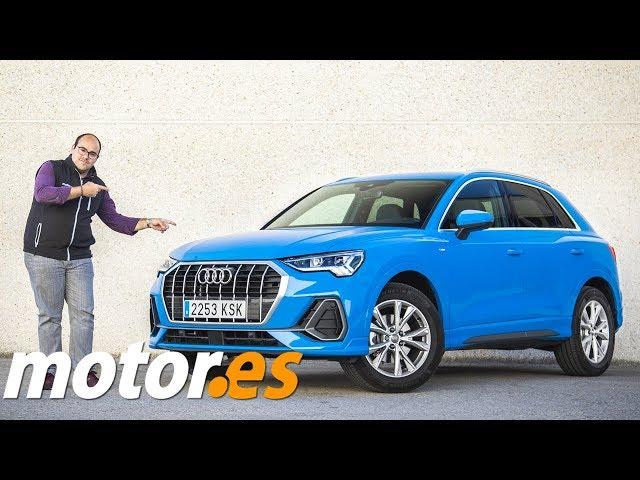 Audi Q3 35 TFSI | Testdrive / Prueba