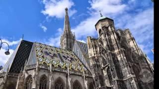 Собор святого Стефана.  Достопримечательности мира(Собор святого Стефана - символ Вены. Он значительно выбивается из общей архитектурной картинки города,..., 2014-04-14T15:48:12.000Z)