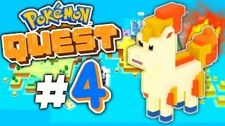 """Pokemon Quest - """"NO...*THIS* is how you TRAIN POKEMON!??"""" - Episode 4"""