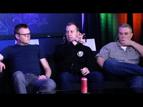 Giant Bomb LIVE! at E3 2016: Day 02  [Staff Impressions]