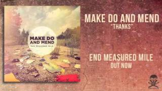 Watch Make Do  Mend Thanks video