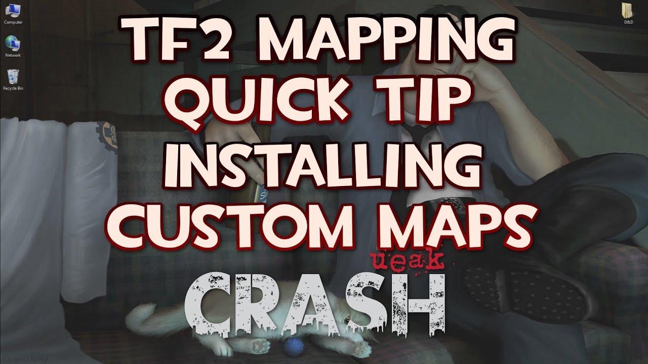 tf2 how to start custom map
