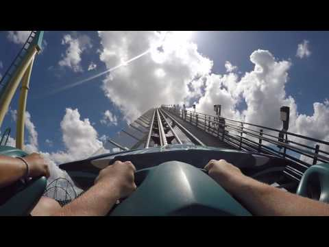 Mako - Seaworld Orlando POV (GoPro 4)