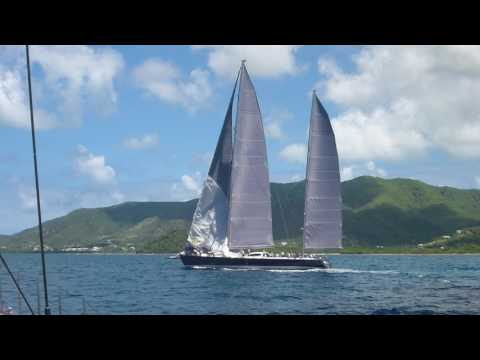 2017 Antigua Race Week Big Kiwi