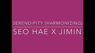 Video JIMIN SERENDIPITY (HARMONIZING) SEO HAE X PARK JIMIN download MP3, 3GP, MP4, WEBM, AVI, FLV April 2018