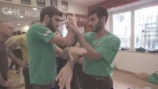 Seminario Nazionale AAMNapoli diretto da Grand Master Nicola Colonnata 19/10/19 AWTKA