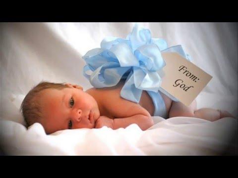 Видео открытка поздравление с рождением ребенка
