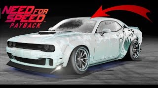 NFS Payback poursuite Dodge Challenger SRT8 +Info