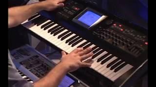 Roland V Synth XT and V Synth v 2, VC 2 Vocal Designer at Namm 2005