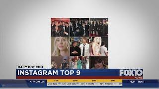 Instagram top 9