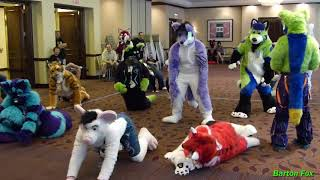 Anthrocon 2013 - Fursuit Games for Fun